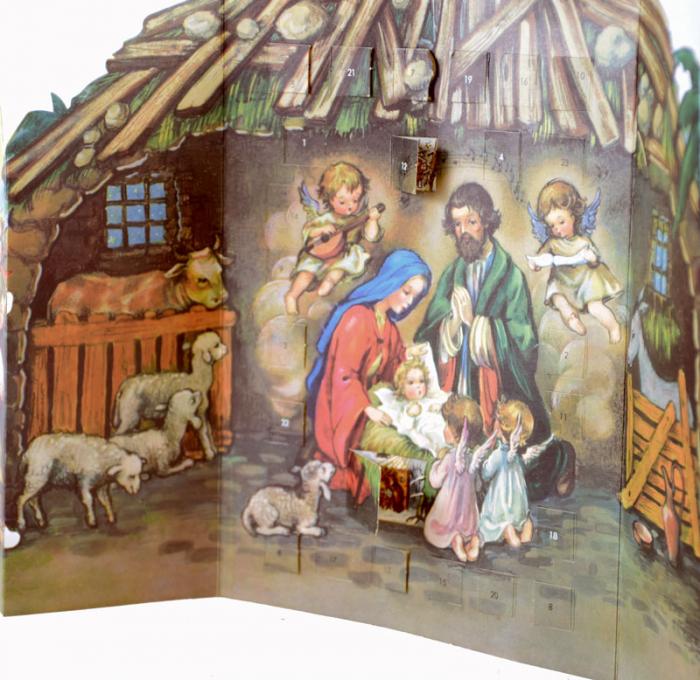 Advent kalender k. d 20