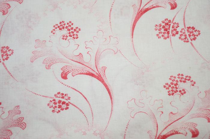 Beddenkleed bloemen t. b 8