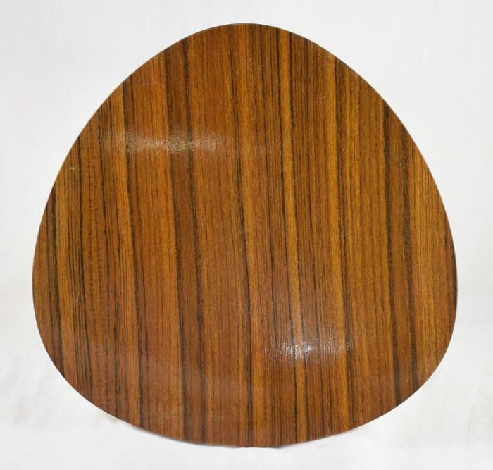 Kleine fifties plantentafel of bijzettafel c. m 7