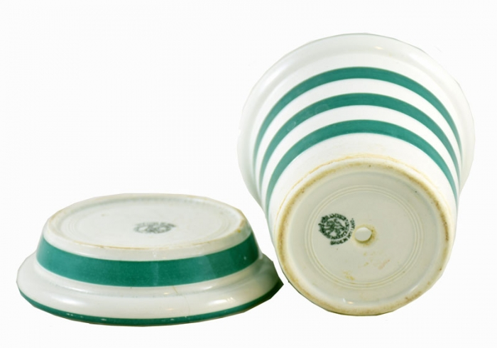 Vintage bloempot a. pa 11