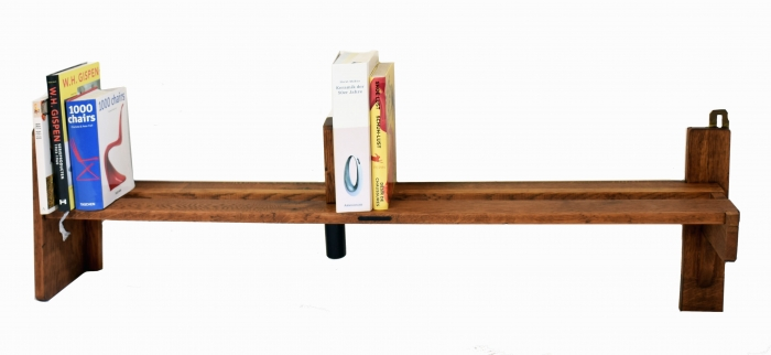 Boekenplank art deco m. ko 12