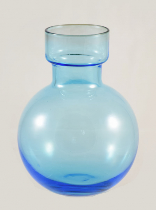 Bollenvaas blauw ag. b 4