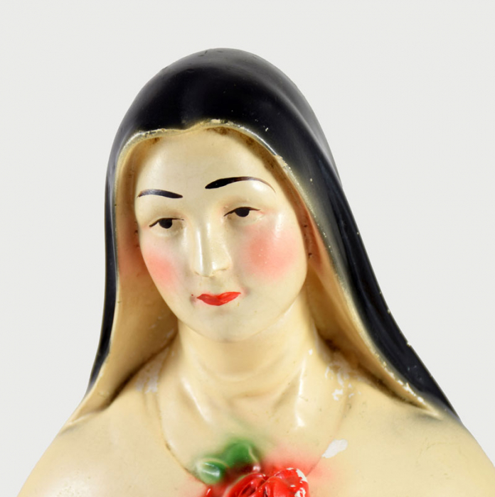 Theresia de Lisieux bust