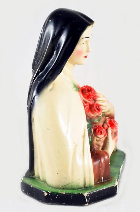 Theresia de Lisieux buste