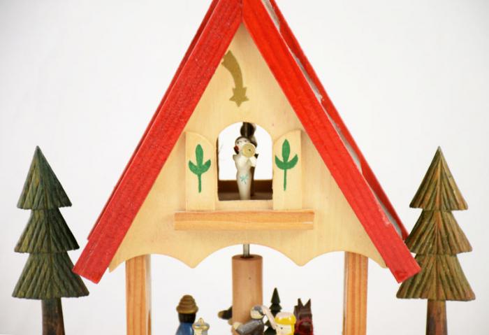 Carrousel Advent house k. d 24