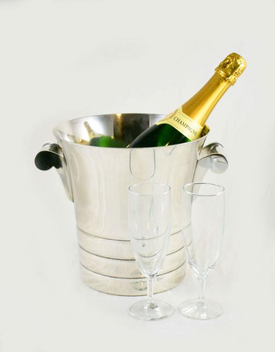 Champagne ijsemmer Gersyl kk. g 4