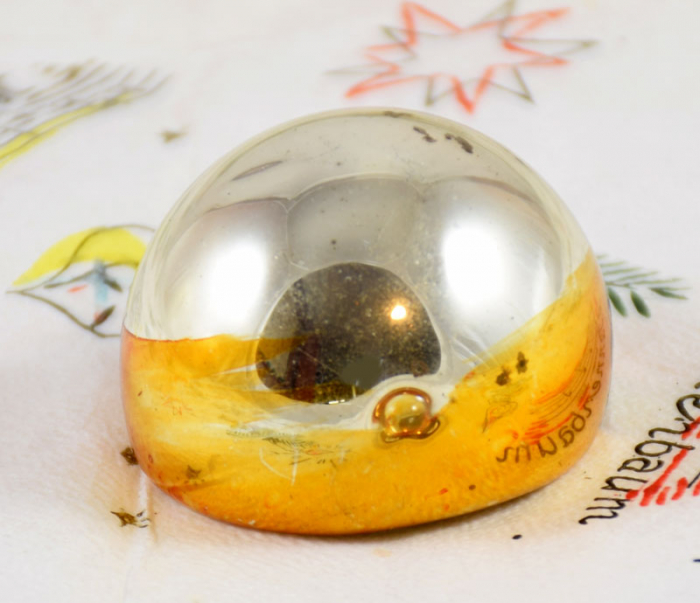 Small indent bauble k. bg 7