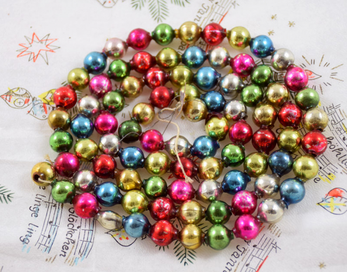 Gekleurde kralenslinger k. s 3