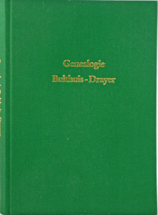 Genealogie Bulthuis-Drayer