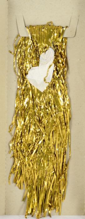 Gold lametta k. s 3