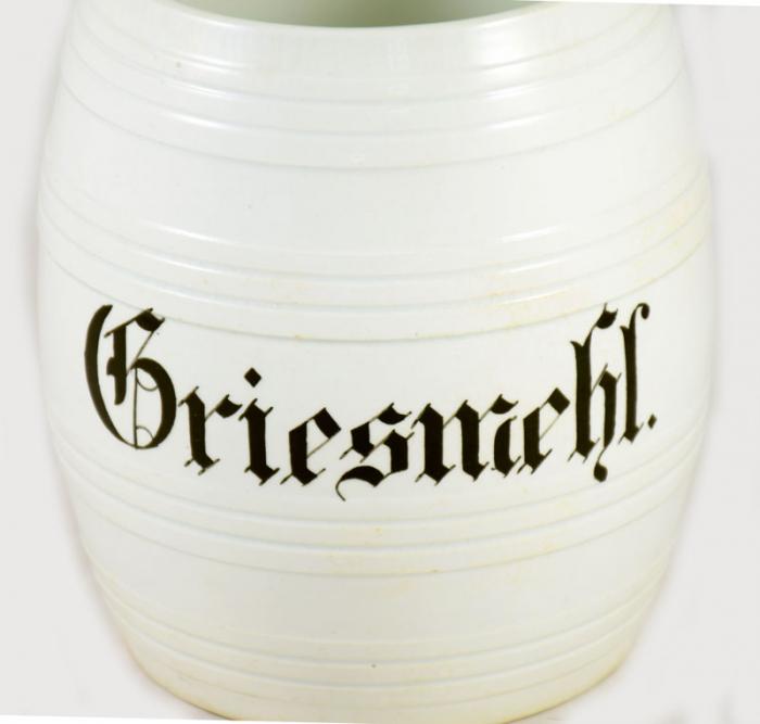 Griesmeel pot kk. k 15