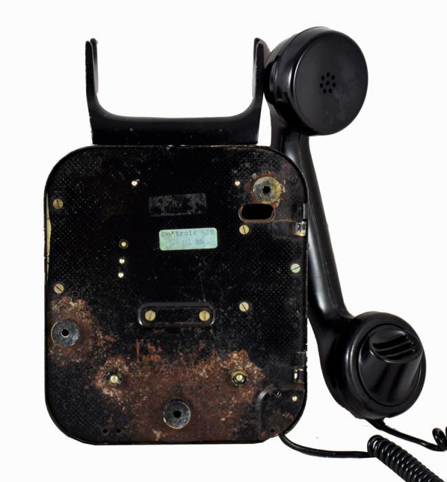 Wand telefoon Heemaf PTT c. e 2