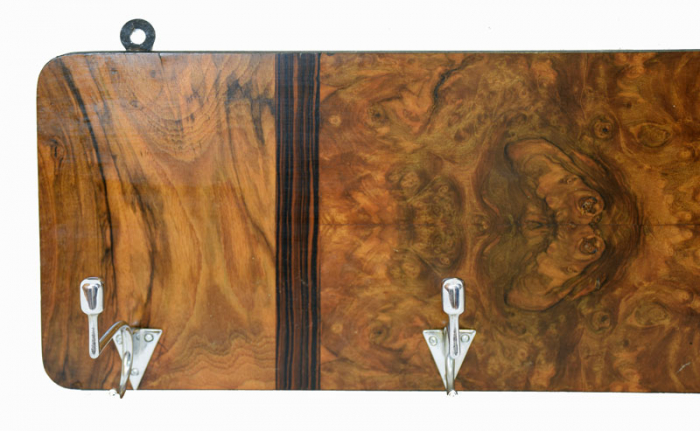 Art deco wall coat rack m. ko 14