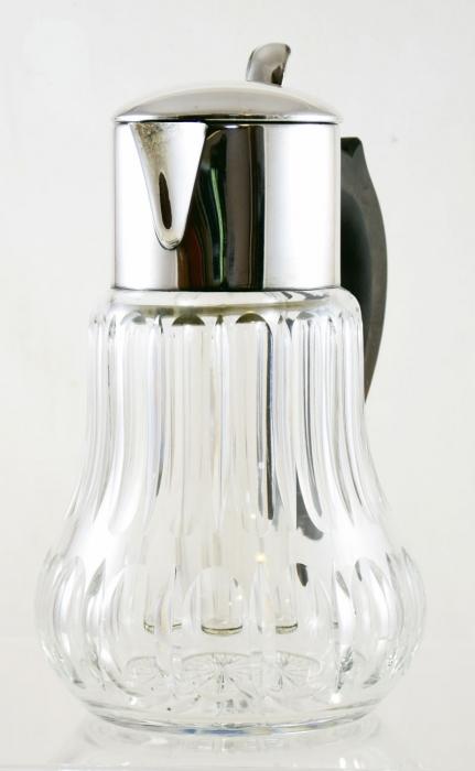 Crystal wine decanter k. s 11