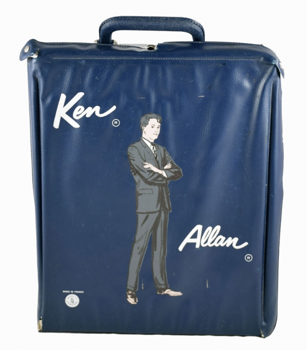 Ken Allen kleding koffer
