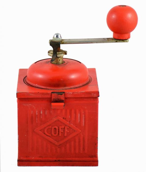 Handkoffiemolen Coff nr. 1