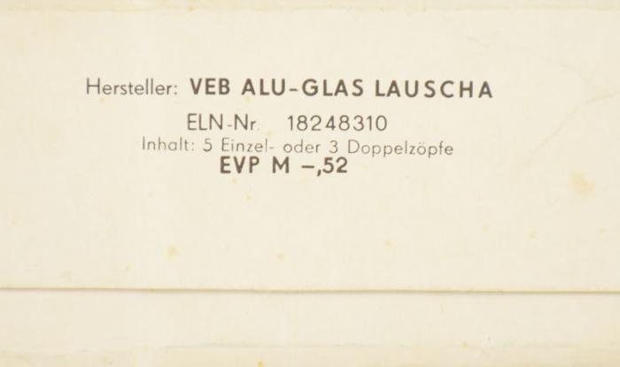 Lametta Lauscha k. s 7