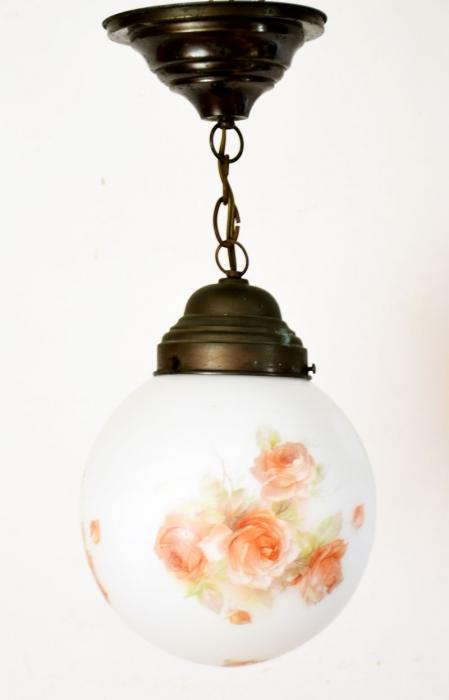 Hanglamp rozen v. d 21