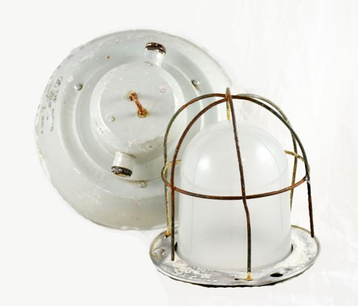 Industriële lamp v. d 20