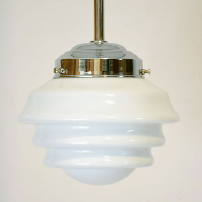 Art deco pendant light v. k 5