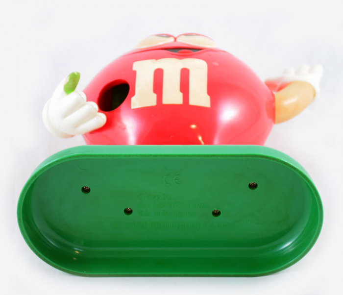 M & M's candy dispenser c. r 16