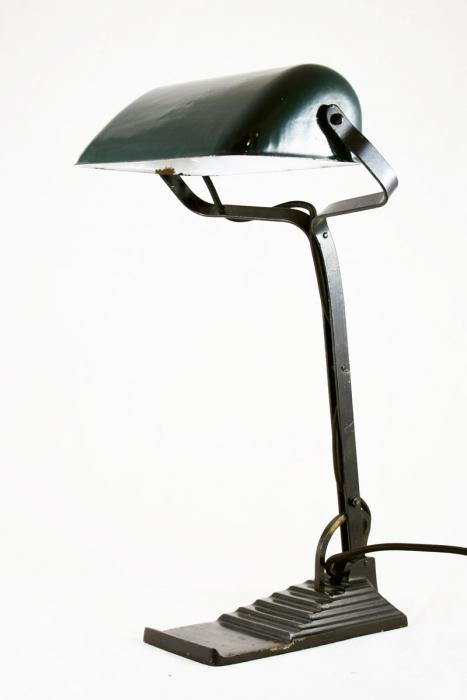 Notarislamp art deco v. sl 13
