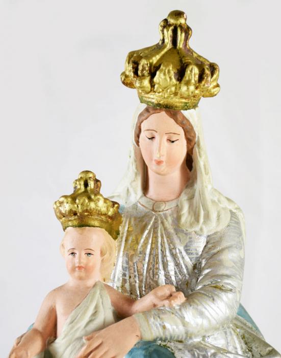 Maria Notre Dame des Victoires beeld