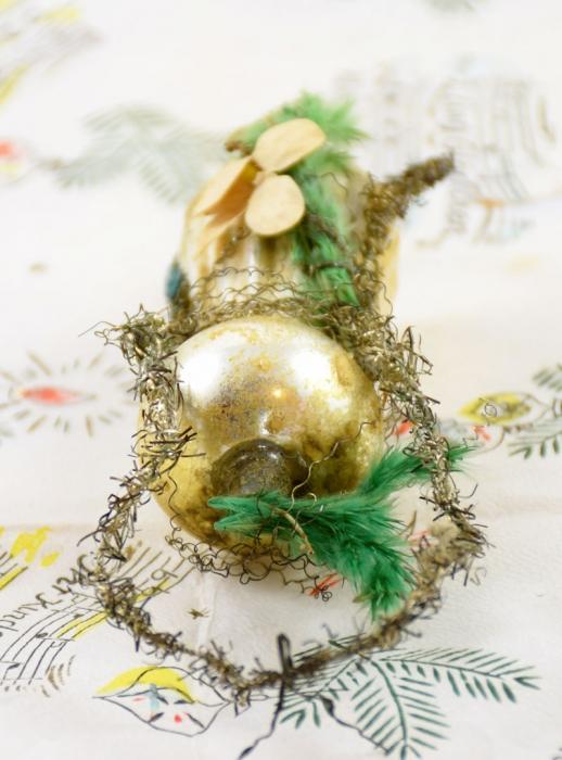 Kerstboom ornament k. v 2