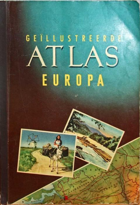 Atlas van Europa