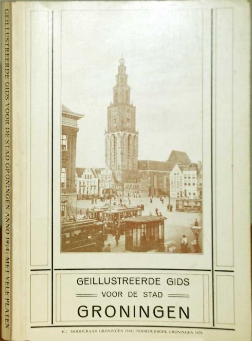Geillustreerde gids Groningen