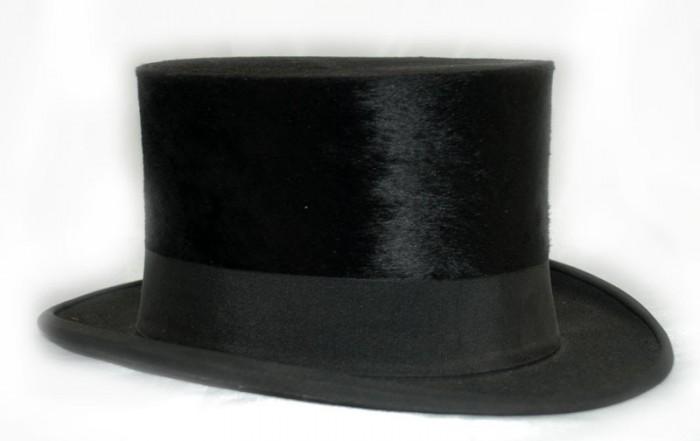 Hoge hoed tt. k 8