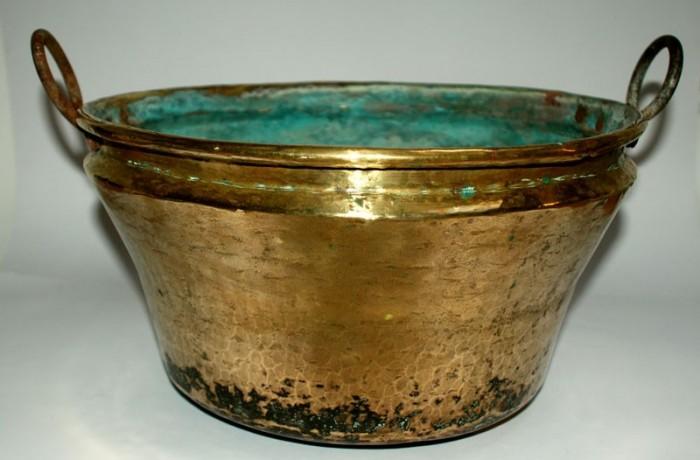 Brass cooking pot tk. k 11