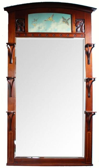 Jugenstil mirror