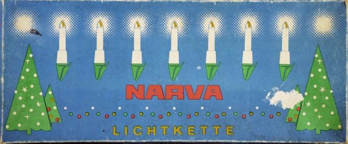 Narva lichtkette k. l 5
