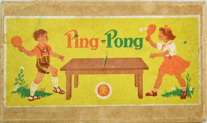 Ping Pong s. d 1