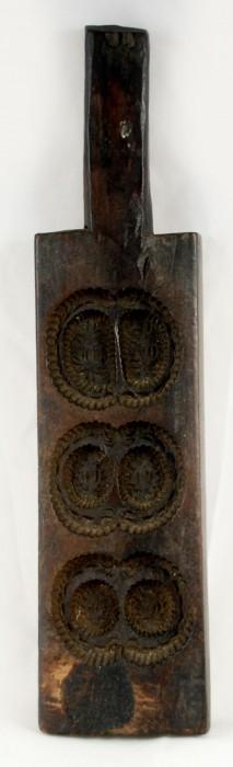 Marsepeinvorm hout kk. v 10