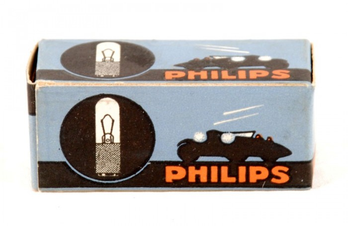 Philips autolampje c. e 4