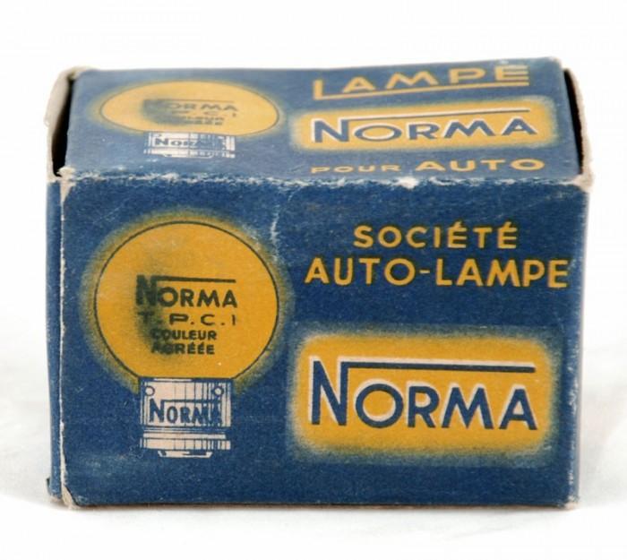 Norma autolamp c. e 5