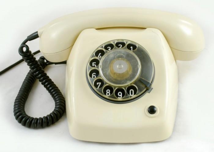Telefoon ivoor Ericsson c. e 7