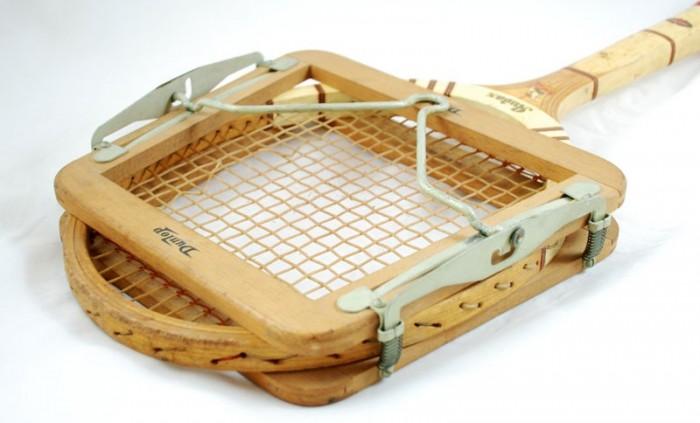 Vintage tennis racket Andax c. d 10