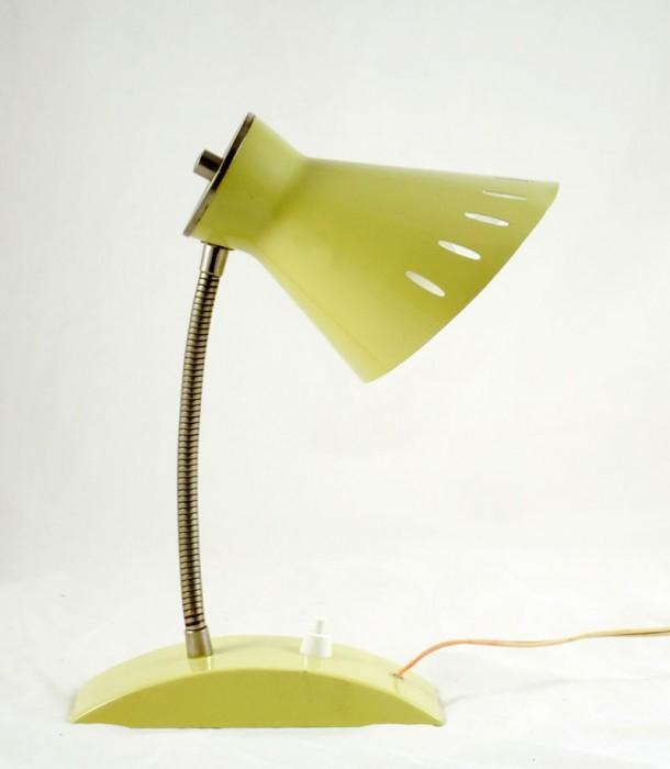 Bureaulamp mid century v. sl 7