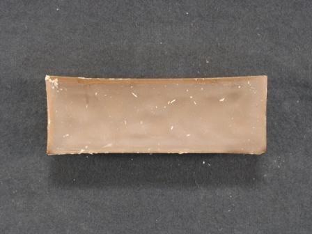 Restoration wax medium brown