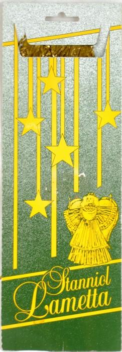 Stanniol lametta goud k.s 4