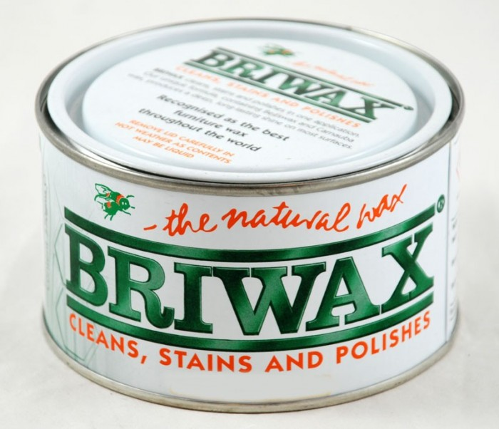 Briwax antique mahonie