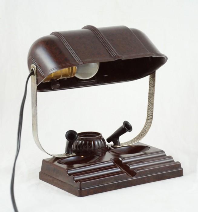 Bureaulamp bakeliet v. sl 13