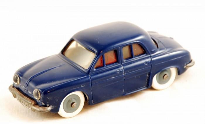 Renault dauphine auto s.  7