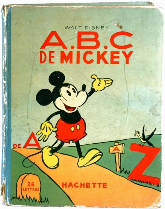 A.B.C. de Mickey s. d 5