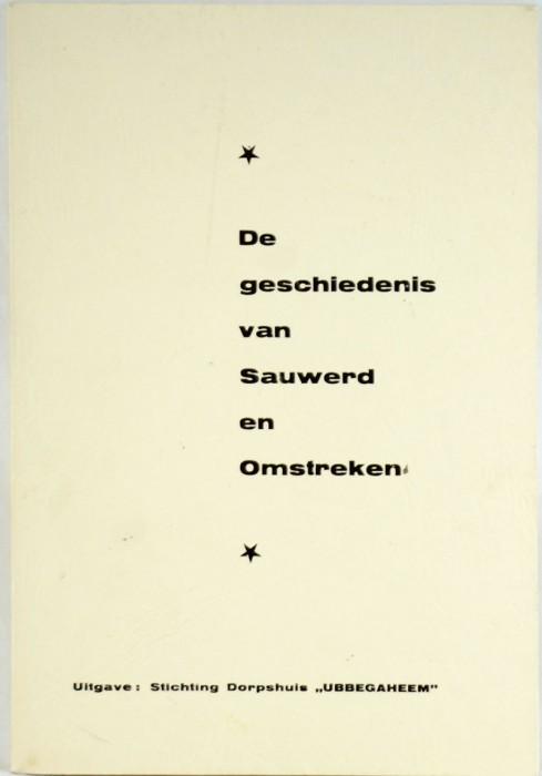 De geschiedenis van Sauwerd en Omstreken