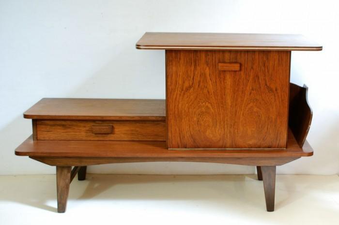 Tv meubel 60er jaren c. m 4