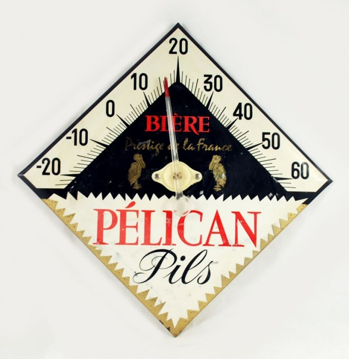 Pelican Pils thermometer c. r 10